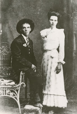 Thomas Dixon and Priscilla Ann Stoneman