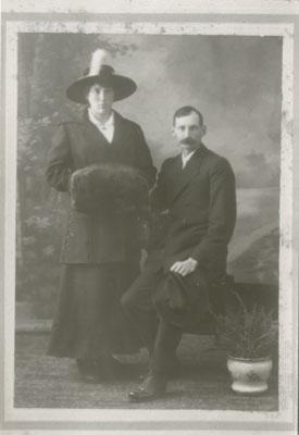 Henry Stoneman and Pheobe McCauley