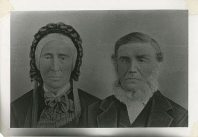 Alexander Ross  and Elizabeth MacMillan Ross