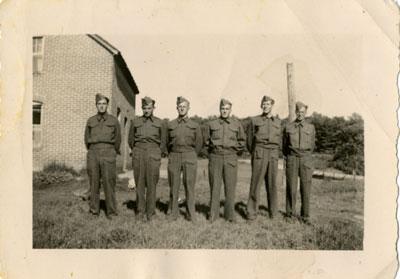 Algonquin Regiment Boys From Humphrey