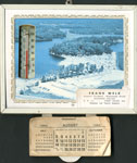 Frank Welk's Calendar/Thermometer