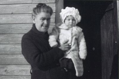 Grandmother and Alma