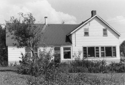 Bow Family Farm, circa 1930