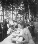 Eagle Lake Picnic - Lunch, July 1, 1942