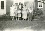 Erven family, circa 1940