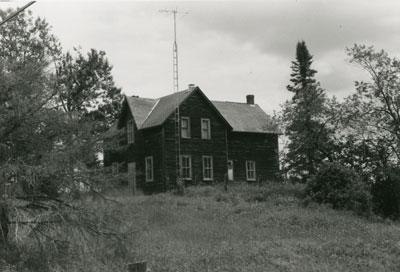 Hansen Farm, circa 1950