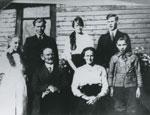 Haufschild Family, circa 1900