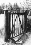 Old Gate on Joy Farm