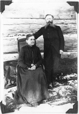 Mr. & Mrs. John Maeck