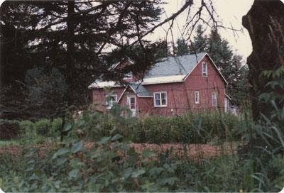 Harvey Minor's Home