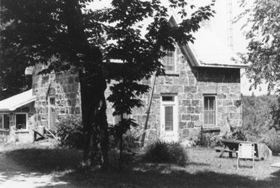 Original Hawthorne Family Homestead