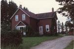 Rodger Robertson's Home, circa 1990