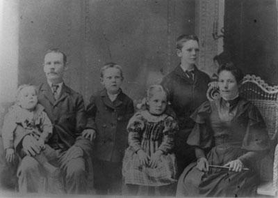 John Sohm and Family