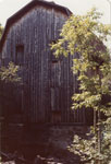 Side View of Grist Mill, South River Area, circa 1990