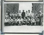 Spring Lake Mill, Tough Lumber Yard, circa 1950