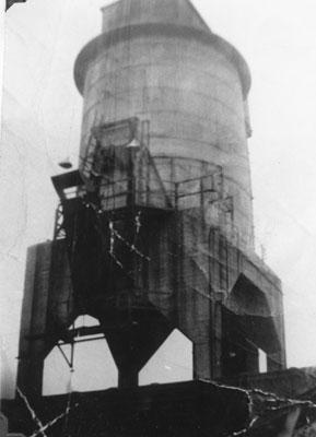 Old Coal Chute, 1948