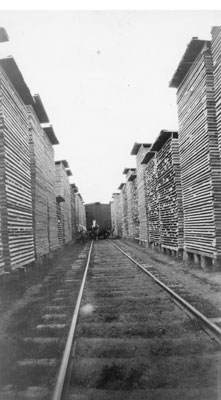 Number Four Lumber Siding, Standard Chemical Company