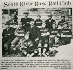 South River Baseball Club, 1905