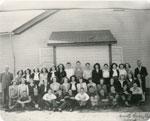 South River High Continuation School Grade 9 - 12, circa 1950