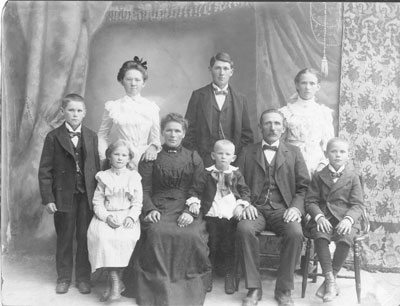 Family Portrait, circa 1910