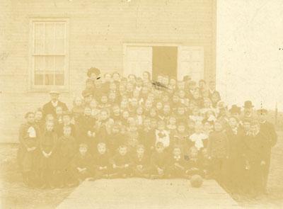 A South River Public School Class Picture