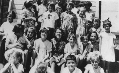 South River Public School Group Photograph, circa 1937