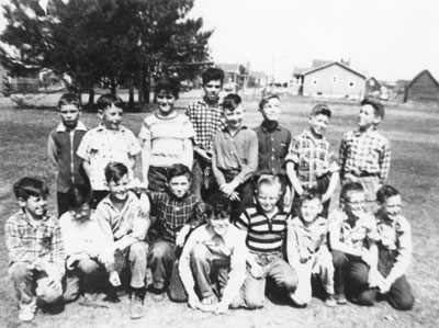 South River Public School Group Photograph, circa 1940