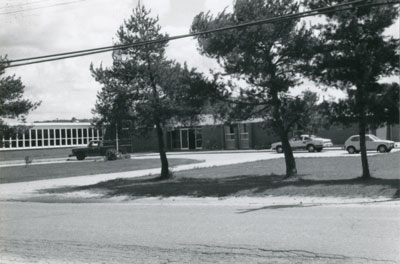 South River Public School, circa 1970