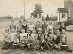Miss Bruce's South River Public School Grade 12 Class Photograph, 1951