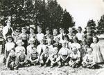 Mrs. Smith's South River Public School Class, June 29, 1956