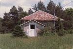 Schoolhouse, Lount Township, circa 1985