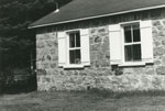 Former Schoolhouse (Side View), School Section #1, Machar Township, circa 1970