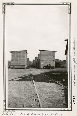 Standard Chemical Company #6 Lumber Siding, 1931