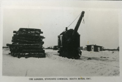 The Loader, Standard Chemical Company, circa 1920