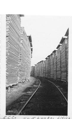 Standard Chemical Company #5 Lumber Siding, circa 1930