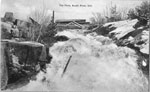 Postcard of the Falls, South River, circa 1930