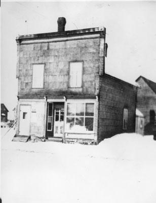 Cole Store Building, circa 1920