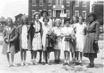 South River Women's Group Visits the Queen in Sudbury, 1939