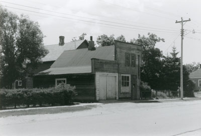 Former Bakery, Furniture & Grocery Store, Ottawa Street, South River, circa 1950