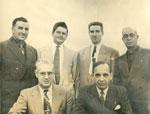 South River Village Council, 1955
