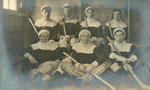 South River Men's Hockey Team, 1913
