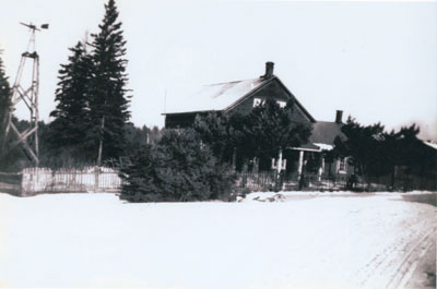 Albin H. Brunner Farm House
