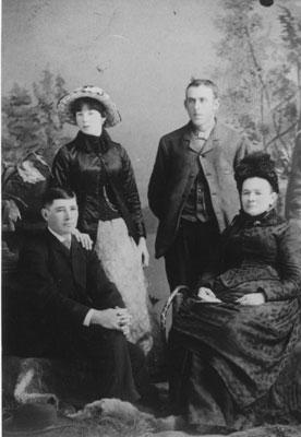 Teipps Group Photograph, circa 1910