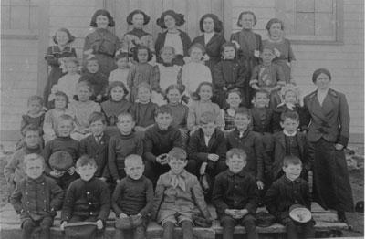 Sundridge Public School, circa 1905