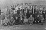 S. S. #4 Sundridge Class with Teacher Lorne Wilson, 1929