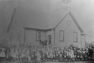 Sundridge Public School, circa 1915