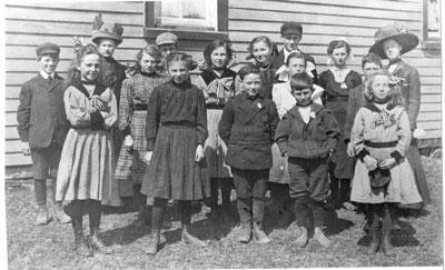 Sundridge Public School, circa 1916