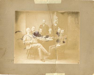 Sundridge Council, circa 1890