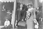 Gilchrist Wedding Reception, circa 1925