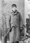 Portrait Photograph of Sidney Morris, circa 1910